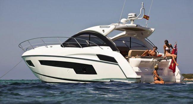 Sunseeker Portofino 40 Bear Barco Alquiler Ibiza Yacht Rental Barcoibiza Charter Company