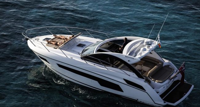 Sunseeker Portofino 40 Bear Barco Alquiler Ibiza Yacht Rental Barcoibiza Sailing