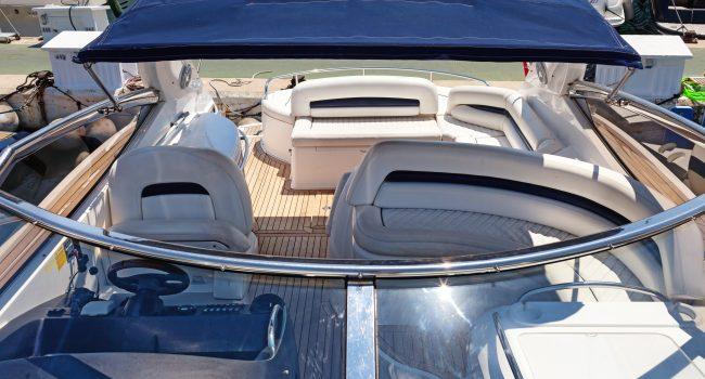 Sunseeker Portofino 49 Knot Again Yacht Ibiza Boat Rental Barcoibiza.com
