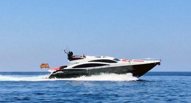 Sunseeker Predator 92 UM7 Ibiza Superyacht Barcoibiza