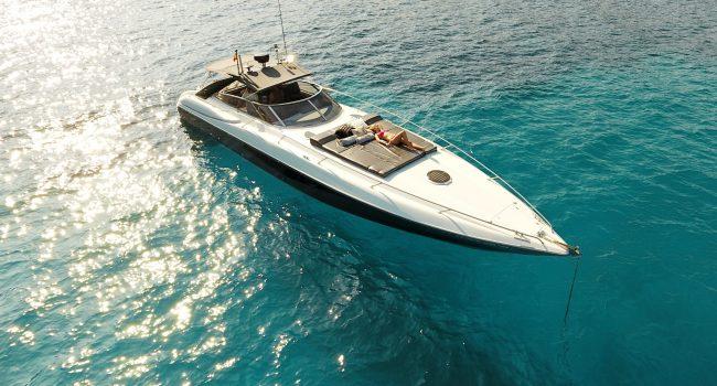 Sunseeker Superhawk 48 007 Ibiza Fast Boat Ibiza Rental