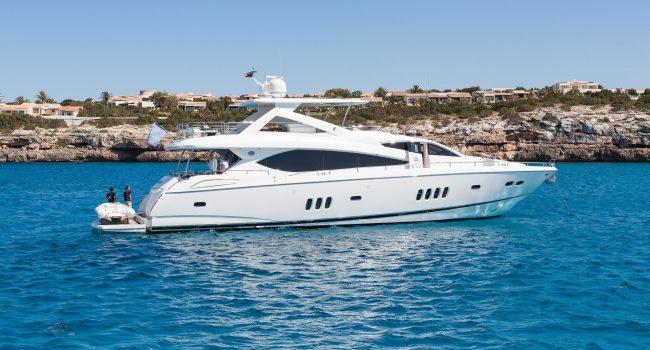 Sunseeker Yacht 27M-1