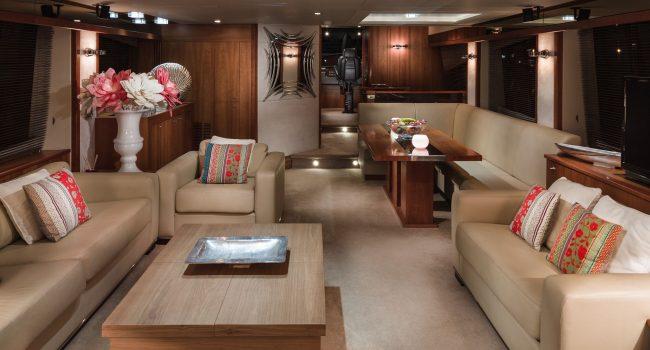 Sunseeker Yacht 27M-11