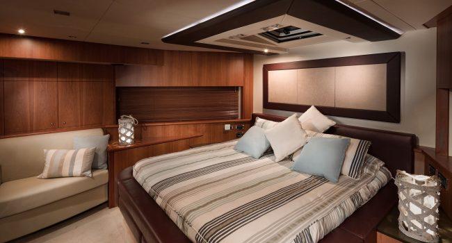 Sunseeker Yacht 27M-12