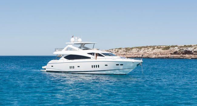Sunseeker Yacht 27M-2