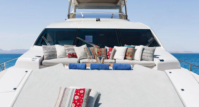 Sunseeker Yacht 27M-21