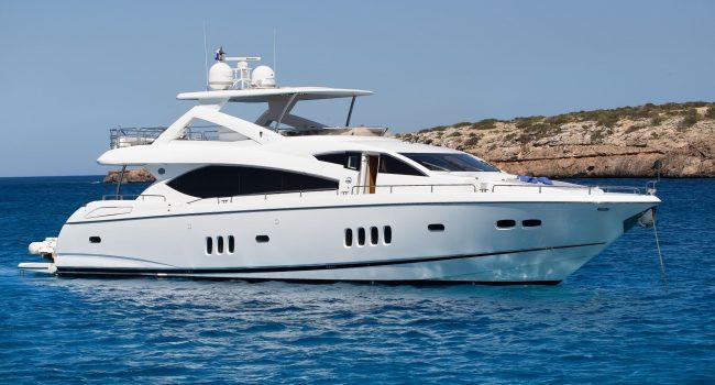 Sunseeker Yacht 27M-3
