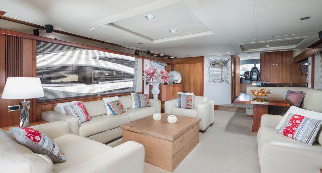 Sunseeker Yacht 27M-7