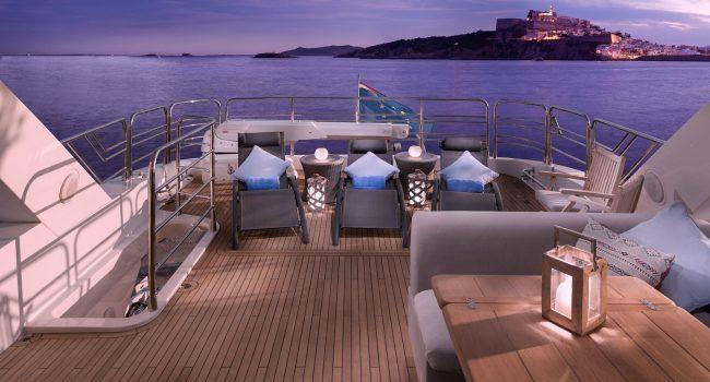 Sunseeker Yacht 27M-9