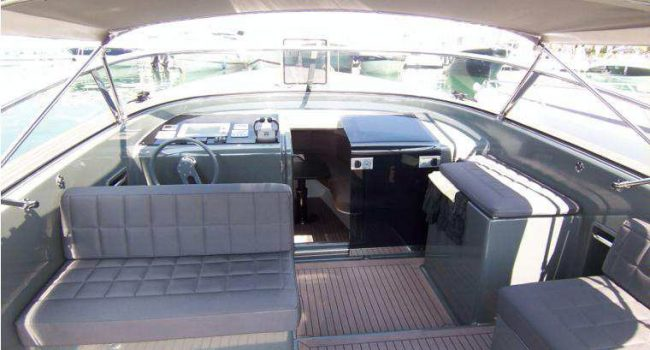 Vandutch 40 Movida Ibiza Yacht Boat Rental Barcoibiza