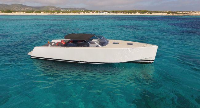 VanDutch 40 Movida Alquiler Barco Ibiza Yacht Rental Barcoibiza