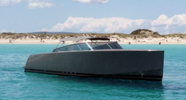VanDutch 40 The New Smile Yacht Renta Barco Alquiler Ibiza Barcoibiza