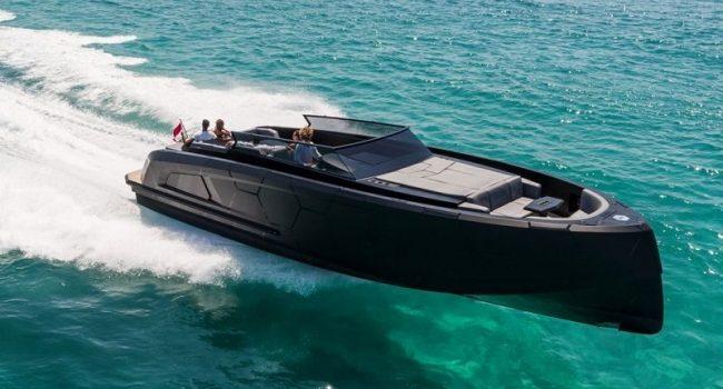 Alquiler Vanquish VQ 45 Balr Ibiza