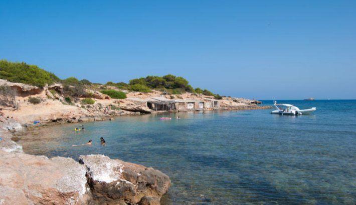 Ruta para una semana en barco en Ibiza y Formentera