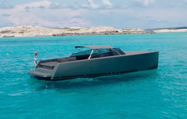 VanDutch 40, Ibiza most requested boat