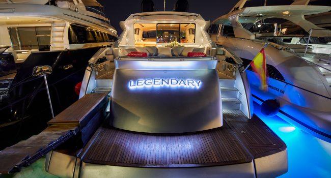 Pershing 72 Legendary Ibiza