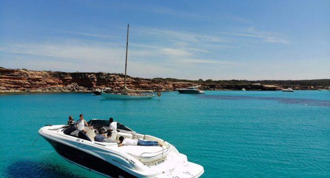 Sea Ray 290 SLX Atari Ibiza Motorboat Lancha Barcoibiza-3