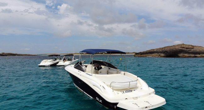 Sea Ray 290 SLX Atari Ibiza Motorboat Lancha Barcoibiza-6