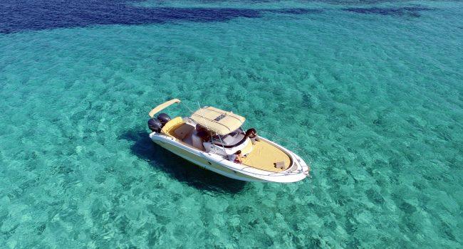 Sessa Key Largo 30 Ibiza Lancha Motorboat Alquiler Rental Barcoibiza-10