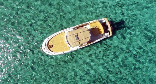 Sessa Key Largo 30 Ibiza Lancha Motorboat Alquiler Rental Barcoibiza-11