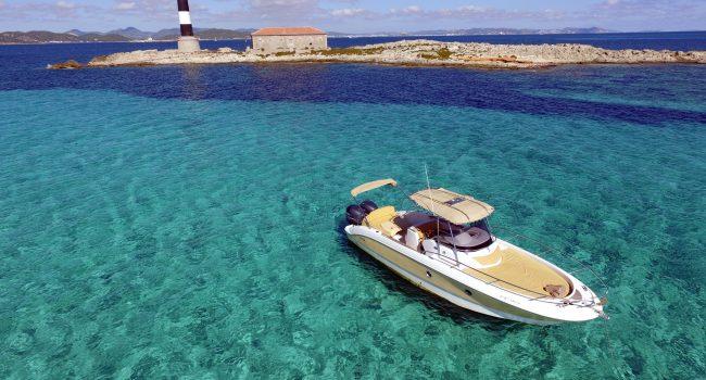 Sessa Key Largo 30 Ibiza Lancha Motorboat Alquiler Rental Barcoibiza-12