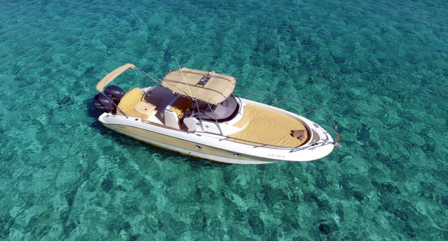 Sessa Key Largo 30 Ibiza Lancha Motorboat Alquiler Rental Barcoibiza-13