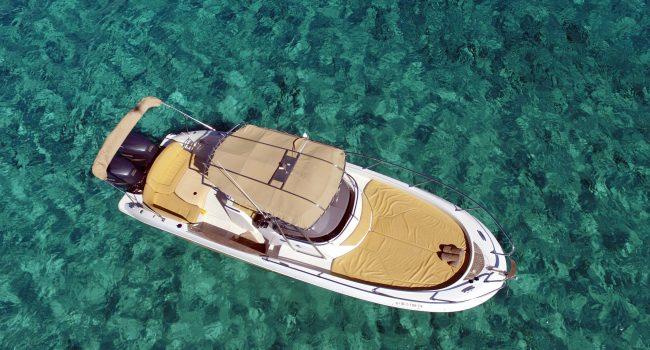 Sessa Key Largo 30 Ibiza Lancha Motorboat Alquiler Rental Barcoibiza-14