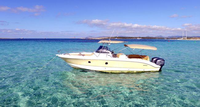 Sessa Key Largo 30 Ibiza Lancha Motorboat Alquiler Rental Barcoibiza-4