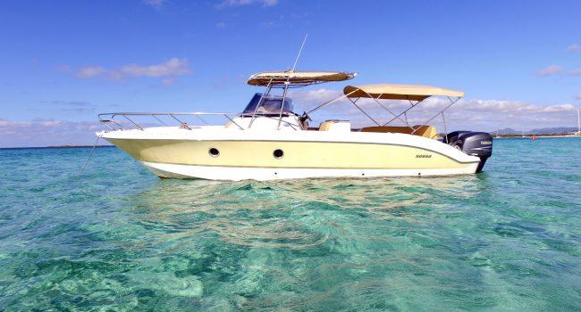 Sessa Key Largo 30 Ibiza Lancha Motorboat Alquiler Rental Barcoibiza-6