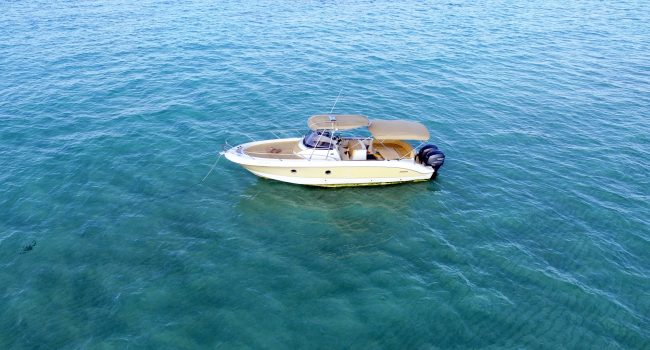 Sessa Key Largo 30 Ibiza Lancha Motorboat Alquiler Rental Barcoibiza-7