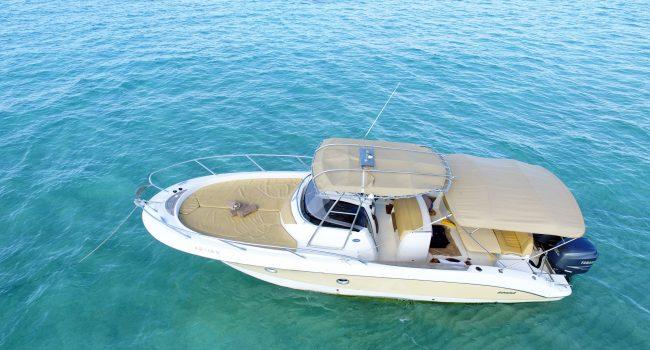 Sessa Key Largo 30 Ibiza Lancha Motorboat Alquiler Rental Barcoibiza-8