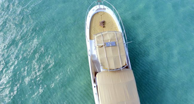 Sessa Key Largo 30 Ibiza Lancha Motorboat Alquiler Rental Barcoibiza-9