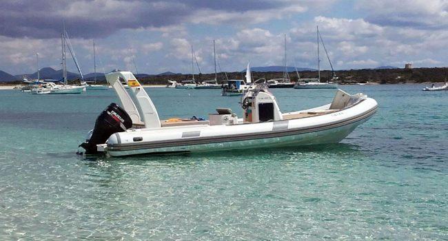 Alquiler RentalBWA 27 Nubita RIB Neumatica Motorboat Barcoibiza