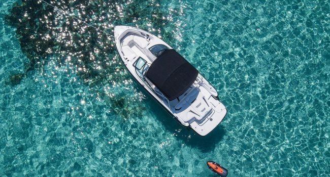 Monterey 244 FS Piluca Motorboat Lancha Motora Barcoibiza