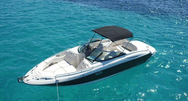 Monterey 278 SS La Fiesta Motorboat Lancha Motora Barcoibiza