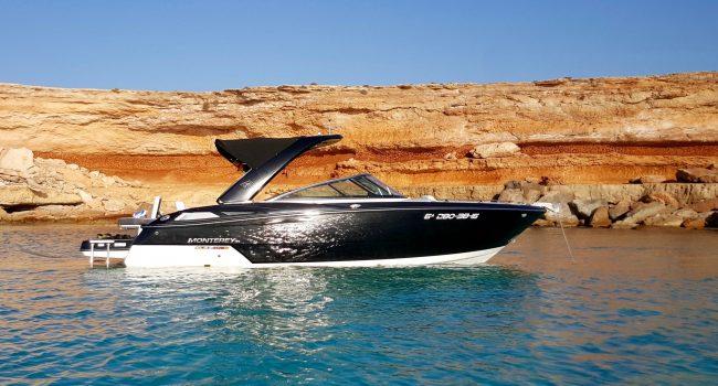 Monterey 278 SS Shoot Ibiza