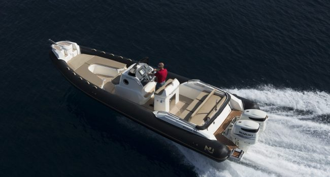 Alquiler Rental Nuova Jolly JLC Motorboat RIB Rental Barcoibiza