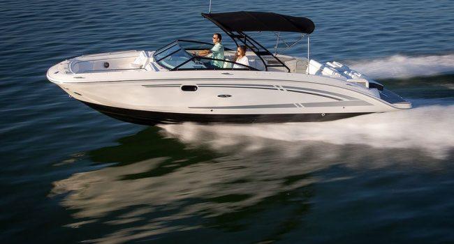 Sea Ray 290 SDX La Bomba Lancha Motora Motorboat Barcoibiza