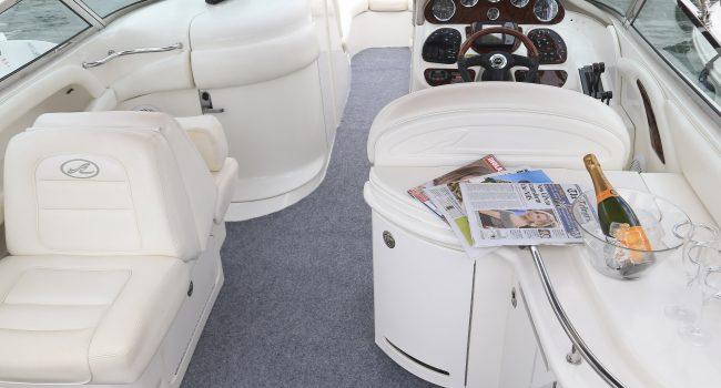 Sea Ray 295 Summer Lucky Alquiler Lancha Motor Motorboat Barcoibiza