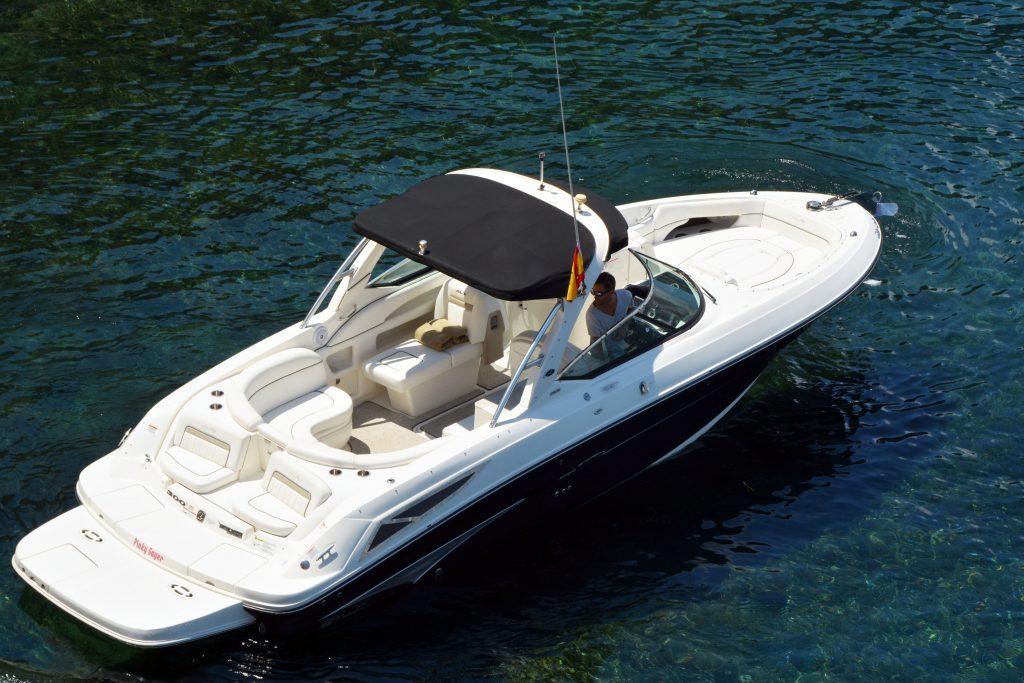 Sea Ray 300 SLX   BarcoIbiza
