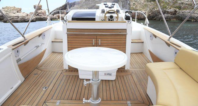 Sessa Key Largo 30 Permanent Sunglasses Lancha Motora Motorboat Barcoibiza