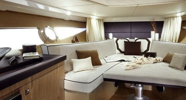 Alquiler Sessa Key Largo 34 Illyria Motorboat Cabin Lancha Motora Barcoibiza