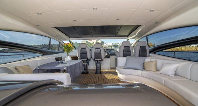 Pershing 62 Optimun Ibiza Yacht Charter Boat Rental Barcoibiza-