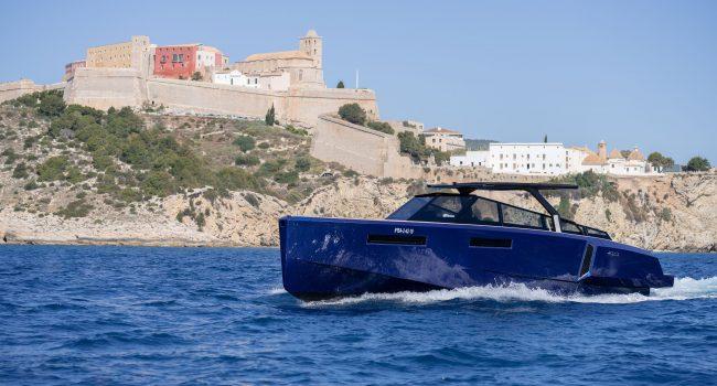 Evo 43 Naia Yacht Ibiza Design Boat Rental Barcoibiza