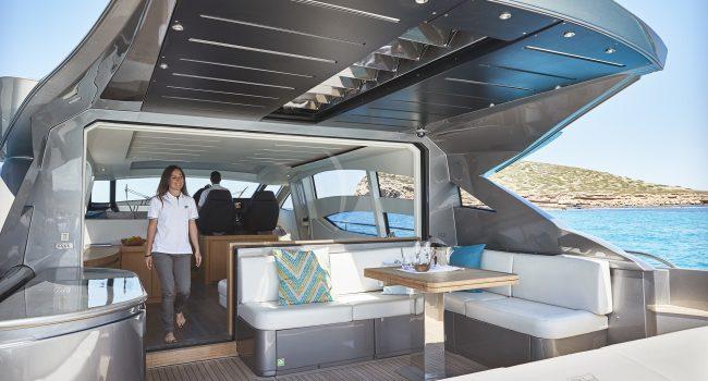 Pershing 74 Baloo Ibiza Yacht Barcoibiza Charter