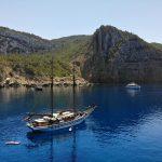 Goleta Saga Ibiza Barco para Grupos