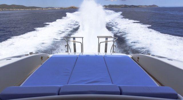 Yacht Mangusta 72 Gaia Sofía Ibiza Rental Yacht Barcoibiza-20