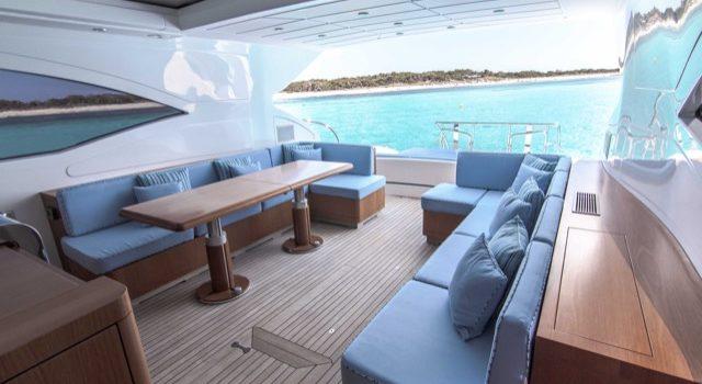 Yacht Mangusta 72 Gaia Sofía Ibiza Rental Yacht Barcoibiza-21