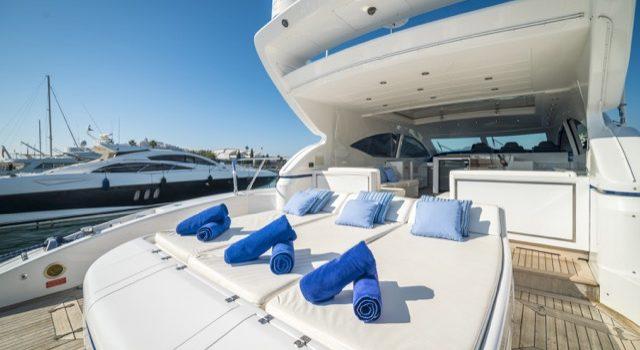 Yacht Mangusta 72 Gaia Sofía Ibiza Rental Yacht Barcoibiza-4