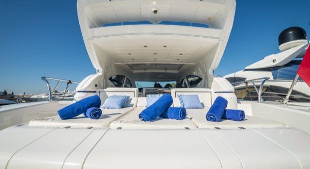 Yacht Mangusta 72 Gaia Sofía Ibiza Rental Yacht Barcoibiza-5